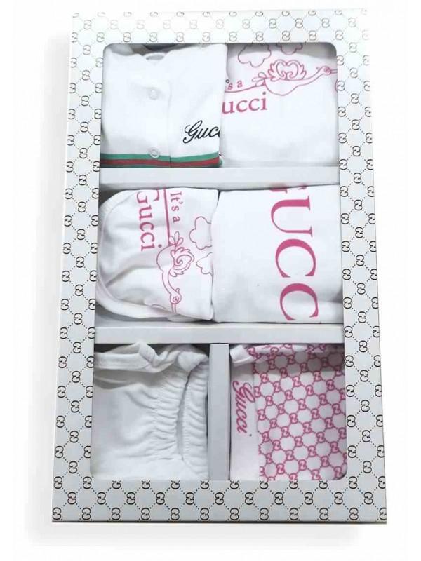 GUCCI baby doll box set pink