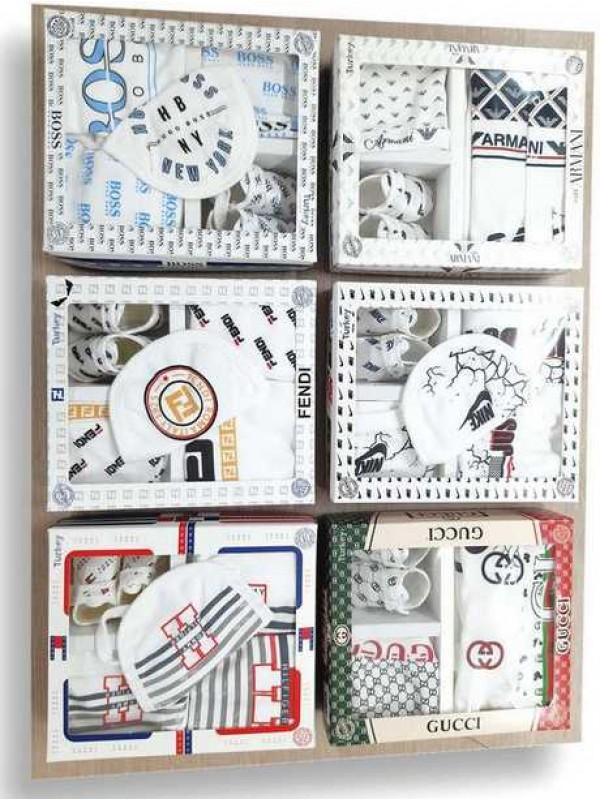 ( 6 box ) Подарочные наборы для новорожденных оптовых