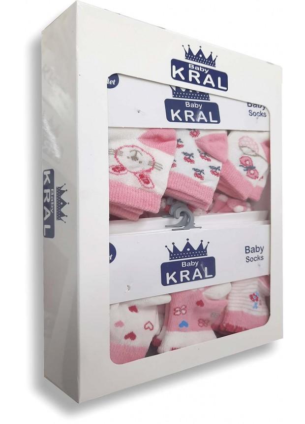Baby socks 1 box = 12 bebe socks wholesale Md