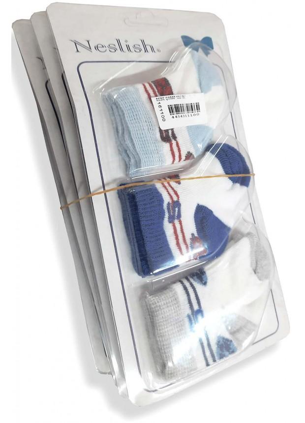 Baby socks 1 box = 12 bebe socks wholesale Mm