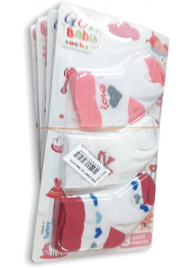 Baby socks 1 box = 12 bebe socks wholesale Mo