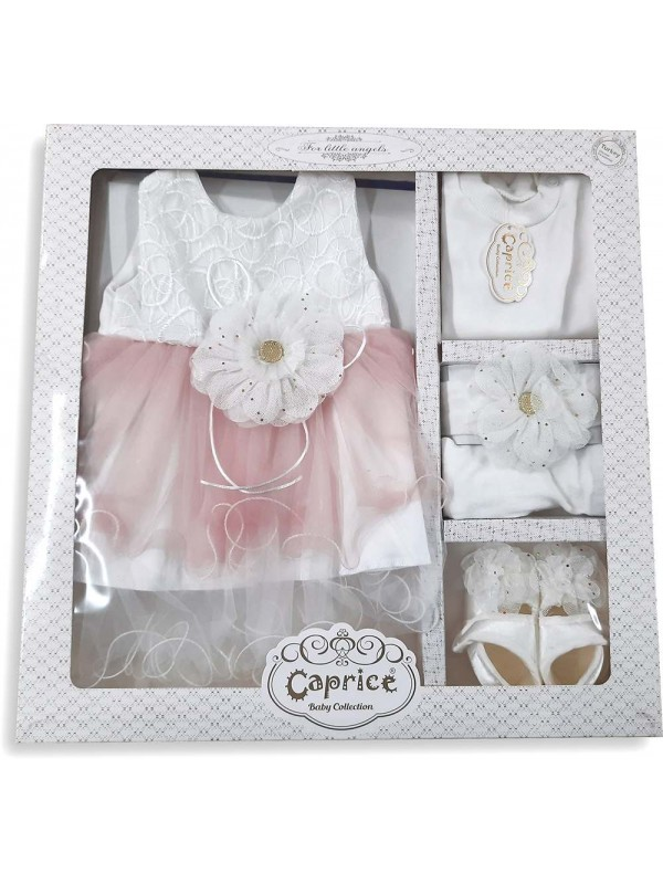 baby girl box set excellent quality wholesale pink