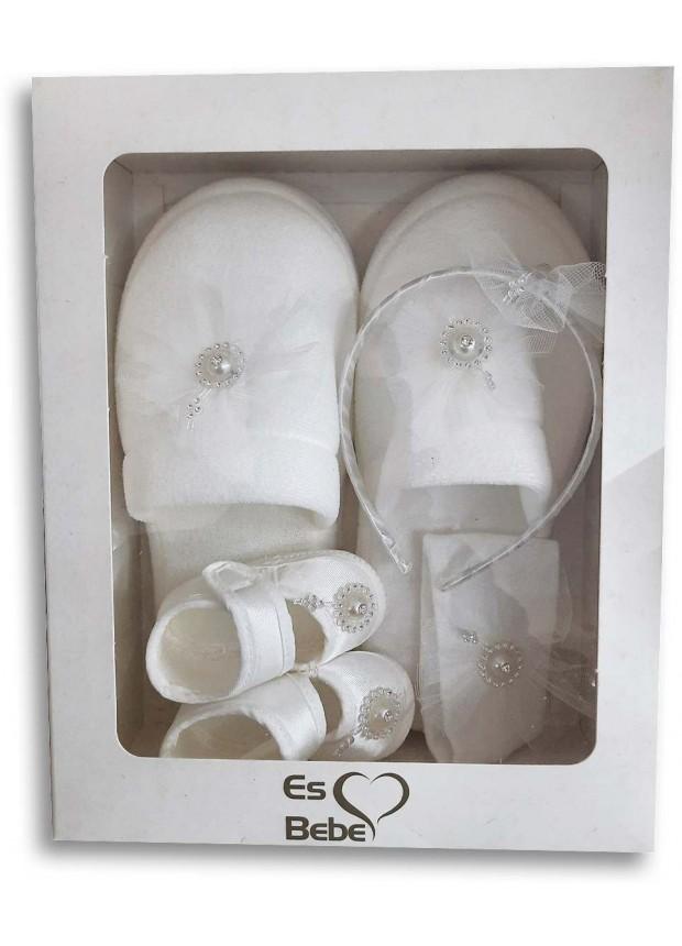 беременные товары для мамы и ребенка белые в коробке