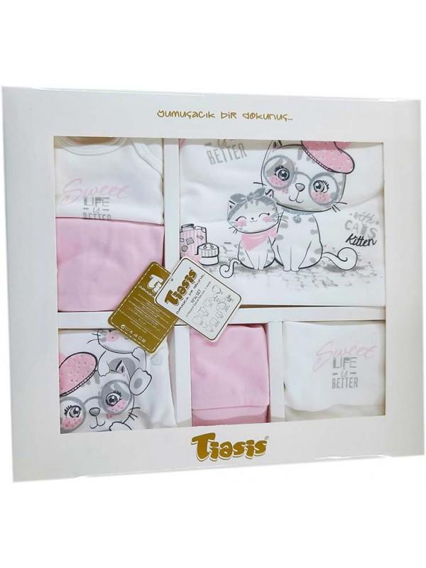Подарочный набор из 10 кукольных коробок оптом M1