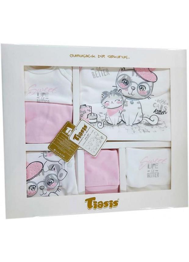 10 piece doll box gift set wholesale M1