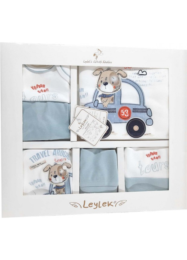 10 piece doll box gift set wholesale M5
