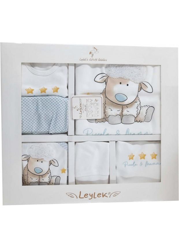 10 piece doll box gift set wholesale M12