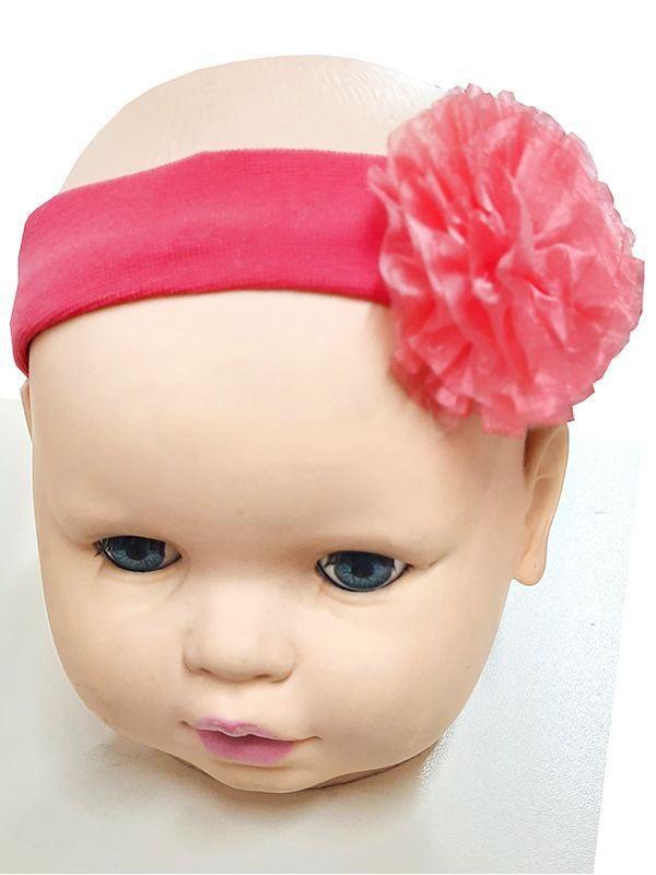 wholesale baby girl bandana hair ornament flowered M8