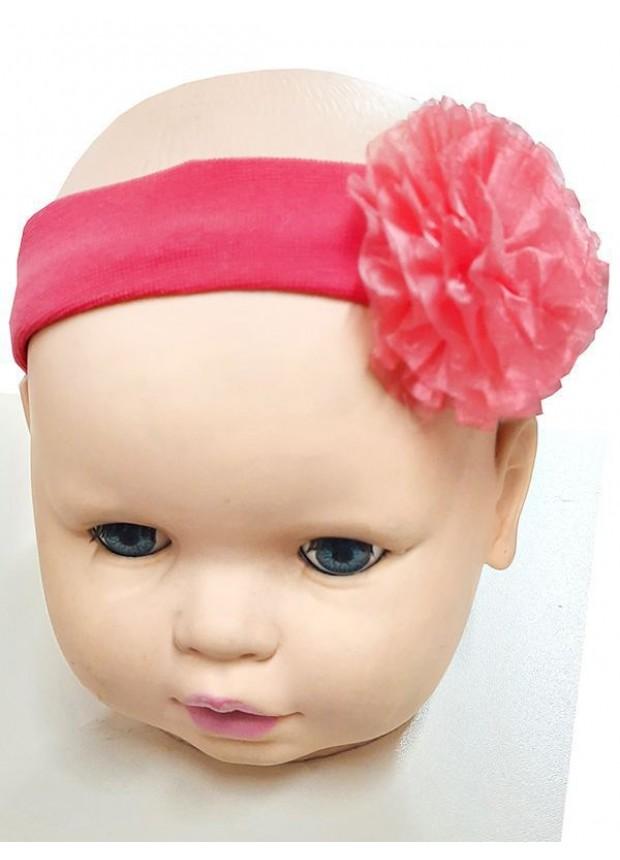 Оптовая детская бандана украшение для волос в цветочек M8