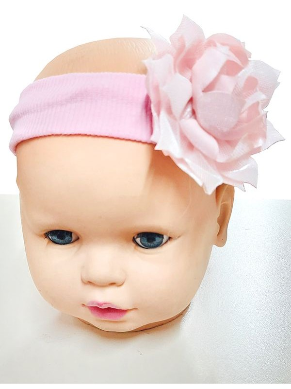 wholesale baby girl bandana hair ornament flowered M7