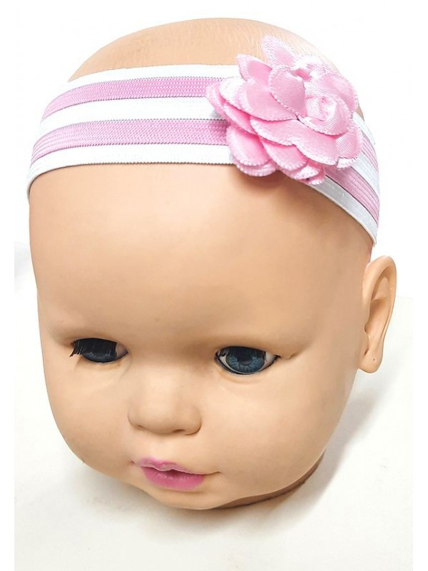 wholesale baby girl bandana hair ornament flowered M6