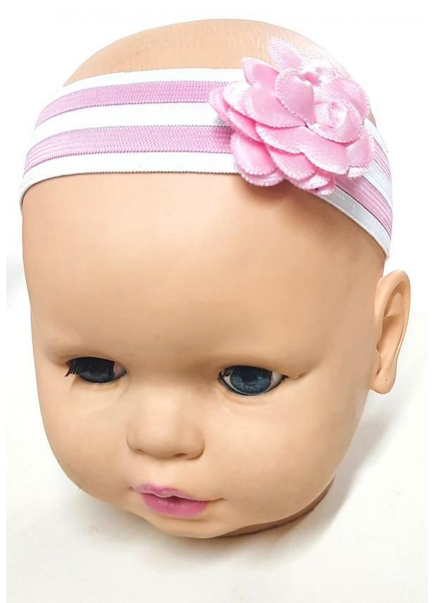 Оптовая детская бандана украшение для волос в цветочек M6