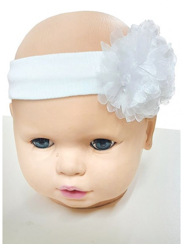 wholesale baby girl bandana hair ornament flower M3