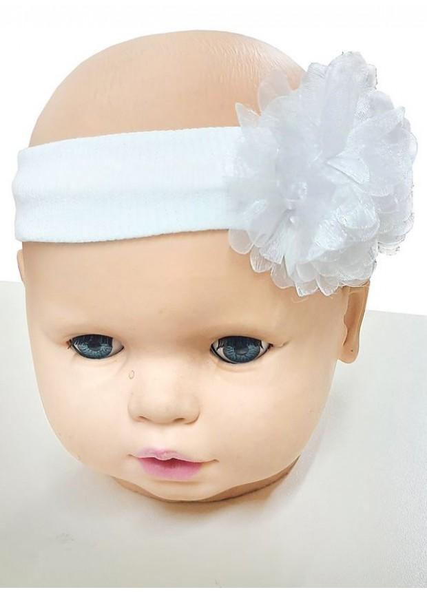 Оптовая девочка бандана украшение для волос цветок M3