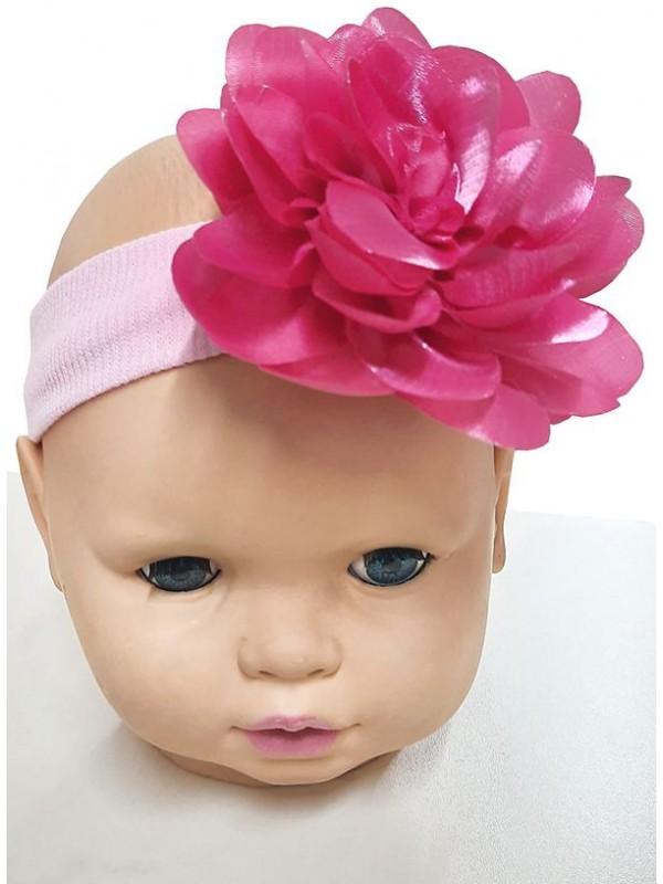 wholesale baby girl bandana hair ornament flowered M2