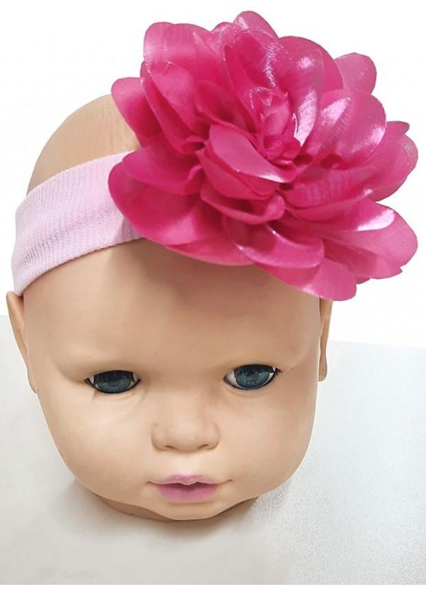 Оптовая детская бандана украшение для волос в цветочек M2