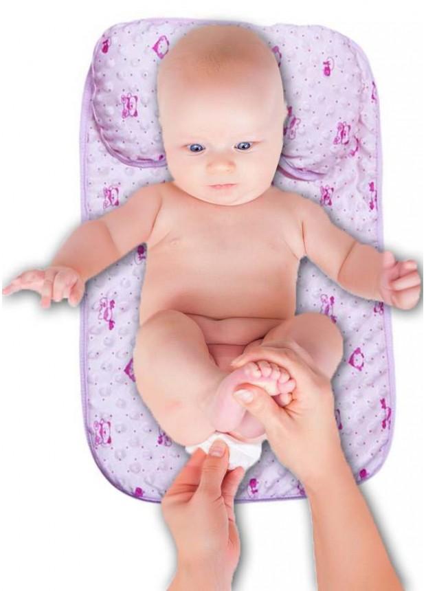детский туалет пеленальный столик - чистка кровати Me