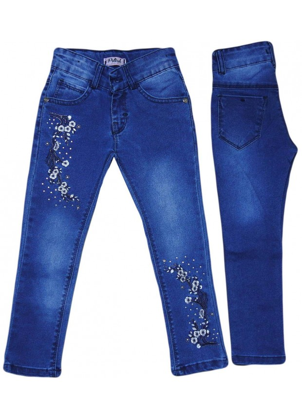 3-4-5-6-7 age girls jeans