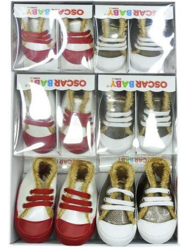 детская обувь оптом детские пинетки Mh