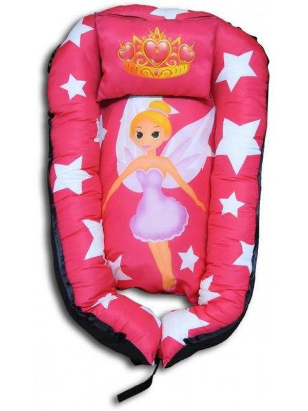 soft baby bed wholesale fiber filling Md