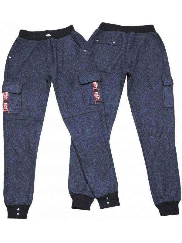 11-12-13-14 age quality boy pants gray