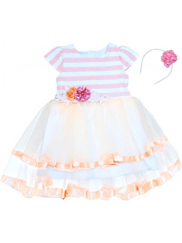 5-6-7-8 лет девочка свадебное платье оптом модель 3