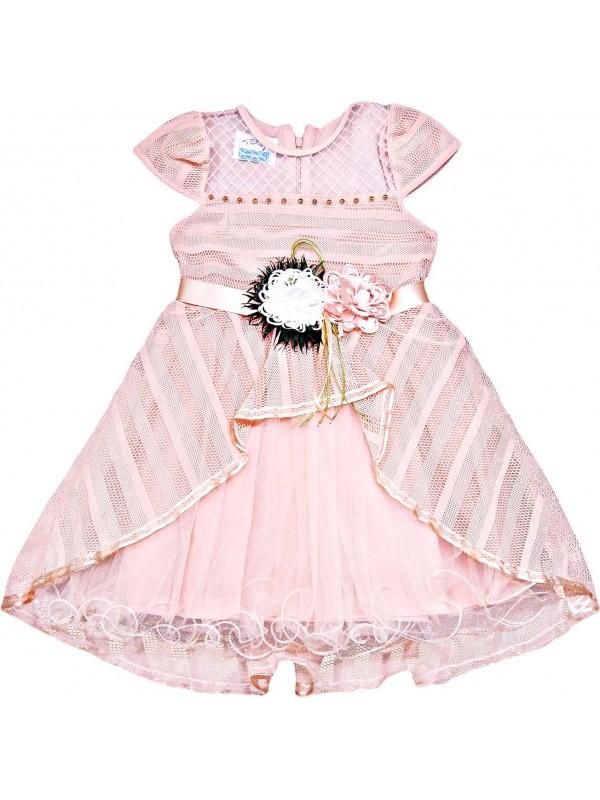 Детское свадебное платье для девочек 5-6-7-8 лет, оптовая модель 5