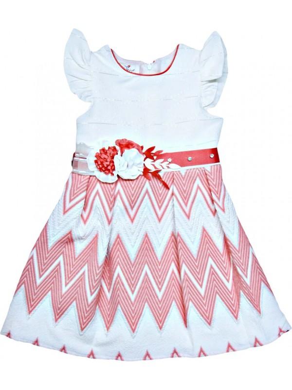 5-6-7-8 лет девочка свадебное платье оптом модель 13