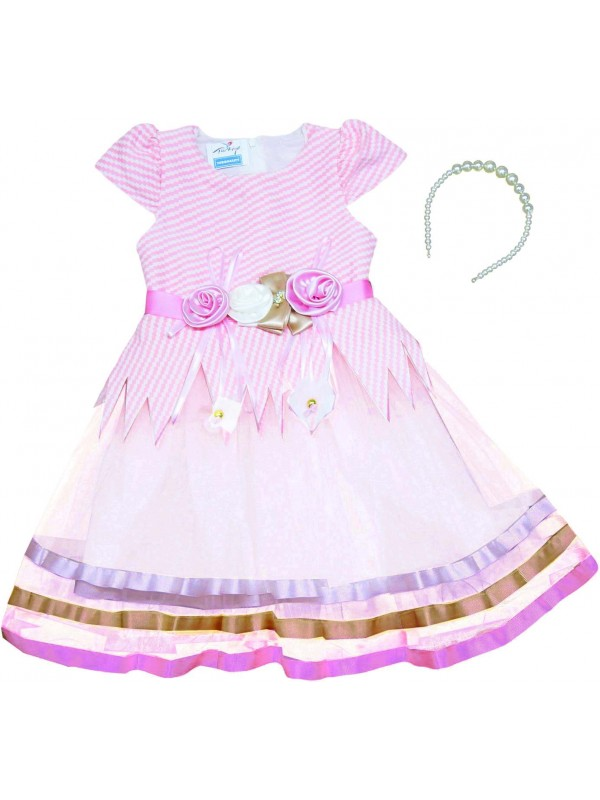 5-6-7-8 years old girl child wedding dress wholesale model 19
