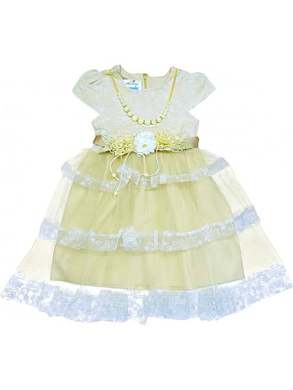 5-6-7-8 years old girl child wedding dress wholesale model 25
