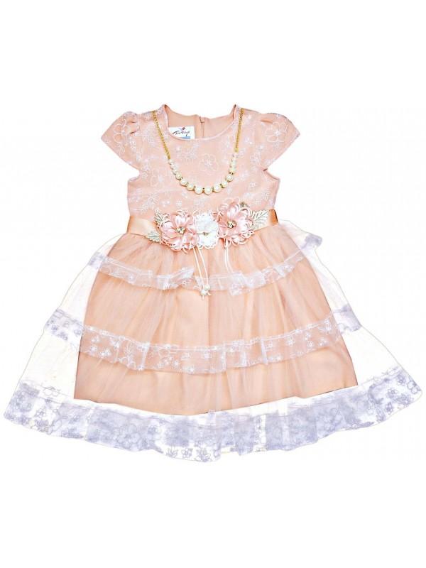 5-6-7-8 years old girl child wedding dress wholesale model 26