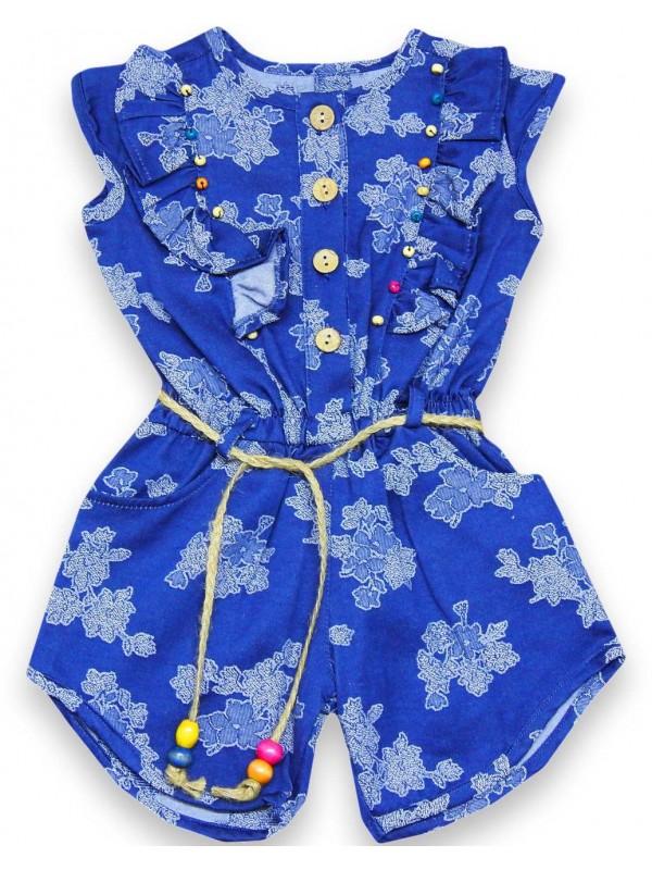 2-3-4-5 yaş kız çocuk yazlık elbise model 12
