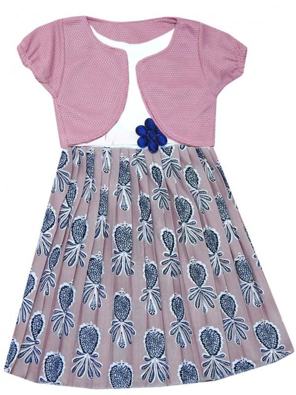 3-4-5 yaş kız elbise ucuz toptan model a