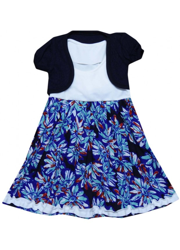 1-2-3 age girls dress cheap wholesale model b