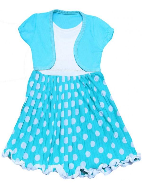 1-2-3 age girls dress cheap wholesale model a