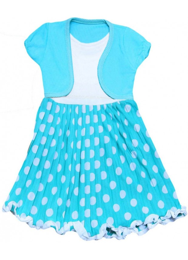 1-2-3 age girls dress cheap wholesale model a