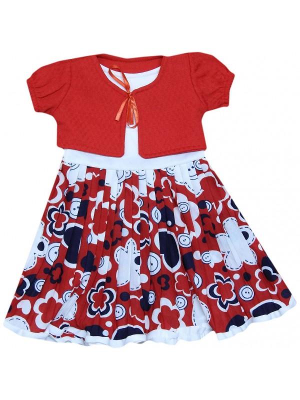 Девочки 1-2-3 лет одеваются дешево оптом модель d