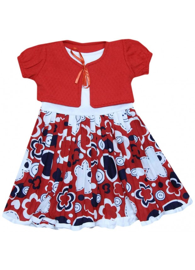 1-2-3 age girls dress cheap wholesale model d