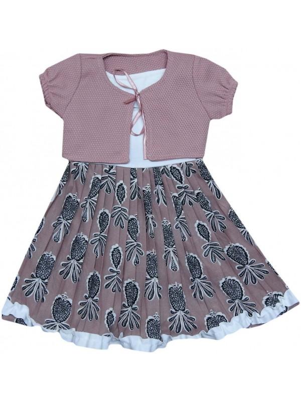 1-2-3 age girls dress cheap wholesale model e