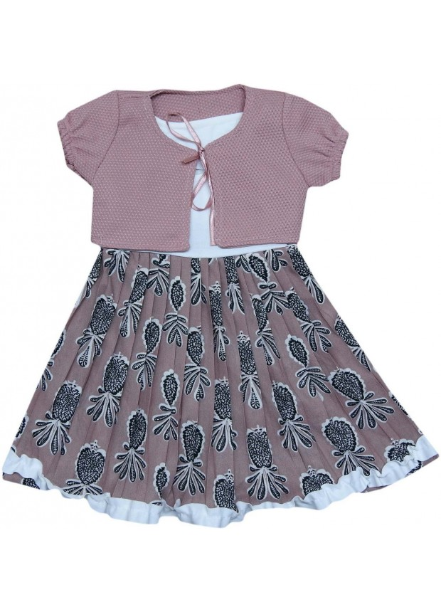 1-2-3 age girls dress cheap wholesale model e