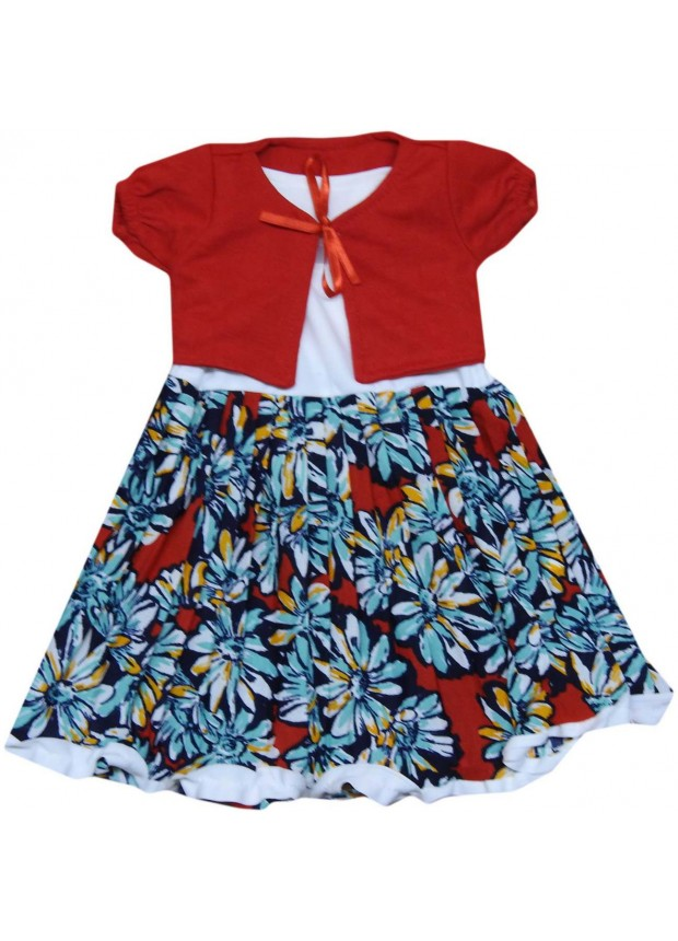 1-2-3 age girls dress cheap wholesale model g