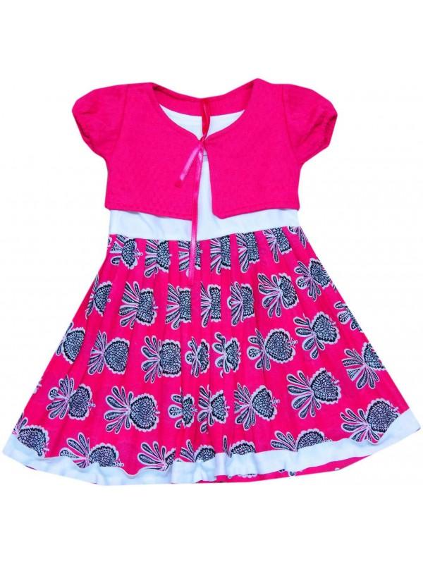 Девочки 1-2-3 лет одеваются дешево оптом модель f