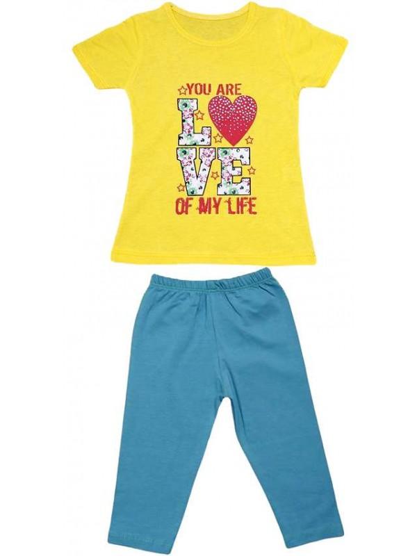 2-3-4-5 летние летние оптовые девушки одеваются в двойной костюм Ма