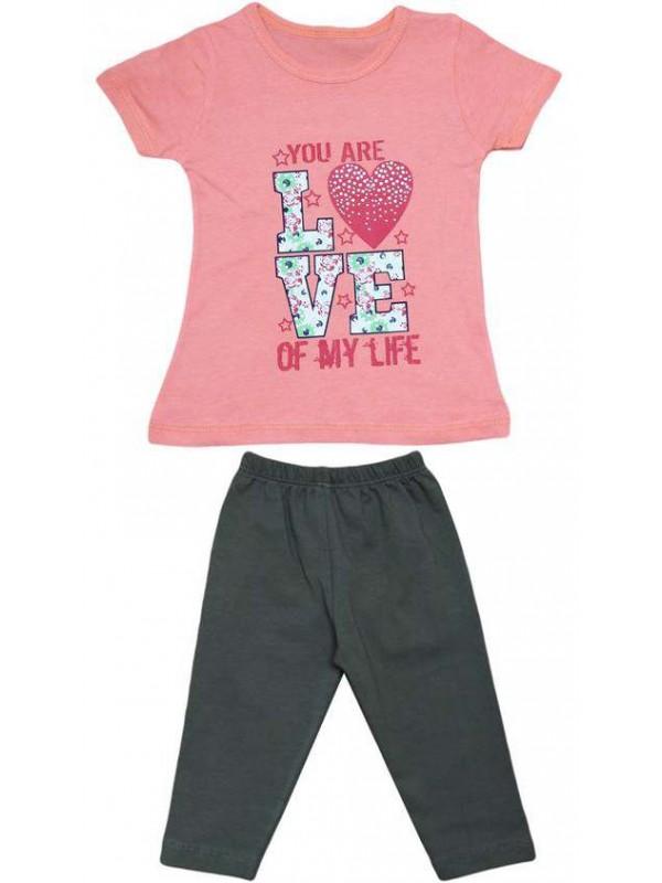 2-3-4-5 age summer wholesale girls dress double suit Mb