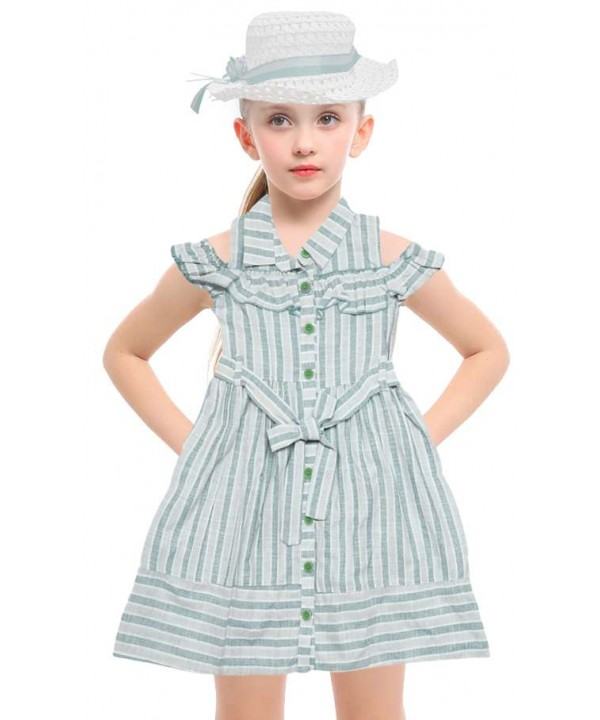 5-6-7-8 age new season girls dress wholesale model-b