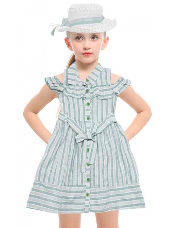 5-6-7-8 лет новый сезон девушки одеваются оптом модель-b