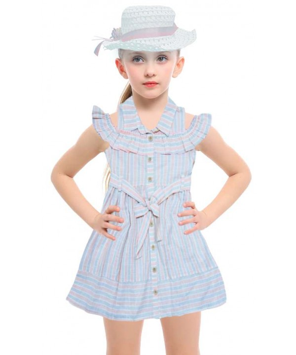 5-6-7-8 age new season girls dress wholesale model-c