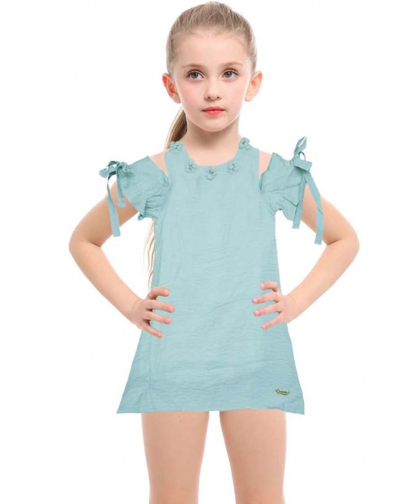 5-6-7-8 age new season girls dress wholesale model-d
