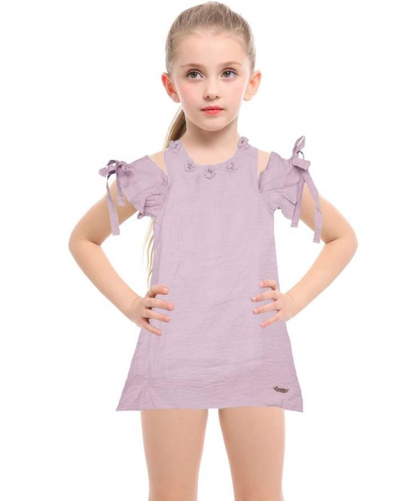 5-6-7-8 age new season girls dress wholesale model-e
