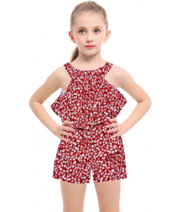 Платье-салопет для девочек 1-2-3 лет оптом модель-А